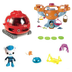 octonauts explore protect octopod playset