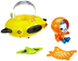 fisher-price octonauts playset open dome barnacles