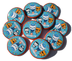 octonauts birthday party favor buttons