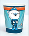 octonauts party paper cups each fantastic
