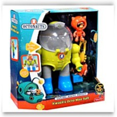 Save Fisher Price Octonauts Vehicle Playset