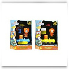 Octonauts 2 Pack Barnacles Deep Sea Octobuggy
