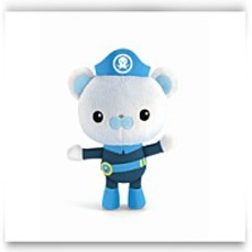 Octonauts 8 Plush Captain Barnacles Soft