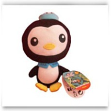 Octonauts 8 Plush Peso Soft Plush Toy