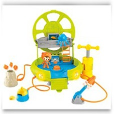 Octonauts Deep Sea Octolab Playset