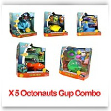 Octonauts Explore Rescue Protect