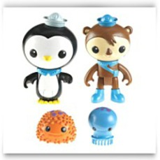 Discount Octonauts Figure And Creature Pack
