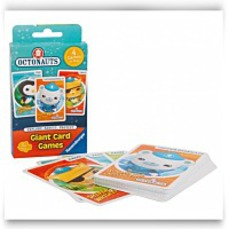 Octonauts Giant Card Game Puzzle