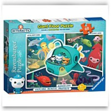 Discount Octonauts Giant Character 60 Piece Jigsaw