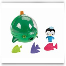 Octonauts Gup E Mission Vehicle Playset