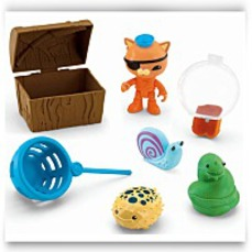 Discount Octonauts Kwazii And Slime Eel Playset