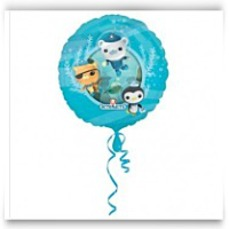 Octonauts Mylar Balloon