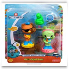 Octonauts Octosquirters Octonaut Bath