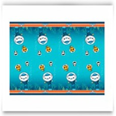 Discount Octonauts Party Character Tablecover