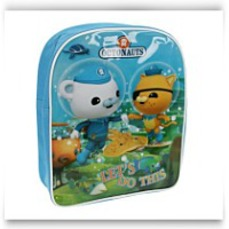 Discount Octonauts lets Do This School Bag