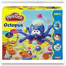 Discount Playdoh Octopus Playset