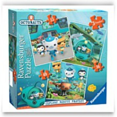 Discount Ravensburger Octonauts 3 In A Box Puzzless