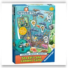 Sea Eels And Ladders Game
