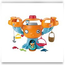 Toy Play Fisherprice Octonauts Octopod