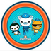 octonauts paper plates pack celebrate fantastic