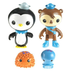 octonauts figure creature pack shellington urchin