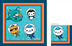octonauts paper party napkins each fantastic
