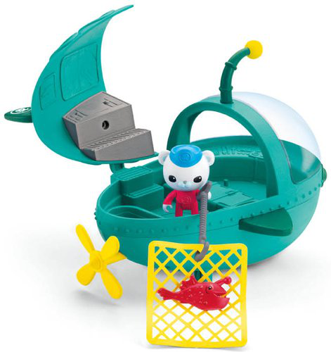 Disneys Octonauts Gup A Deluxe Vehicle