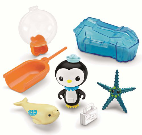 Octonauts Peso And The Narwal Playset