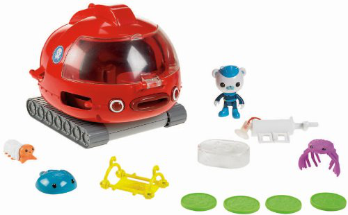 Octonauts Launch And Rescue Gup X Vehicle