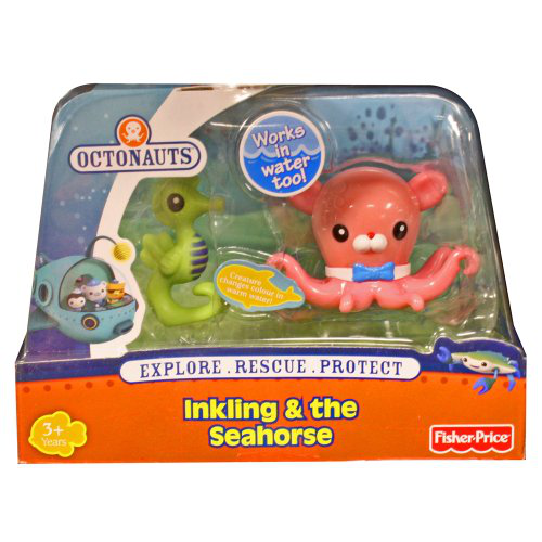Figure And Creature Pack Inkling