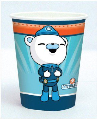 8 Octonauts 9OZ Party Paper Cups