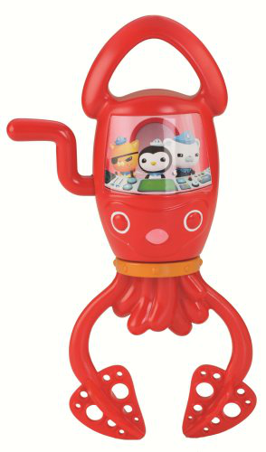 Fisher-price Octonauts Spin And Sud Squid