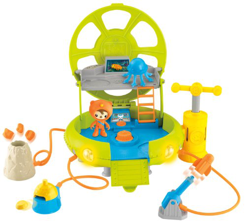 Octonauts Deep Sea Octo-lab Playset