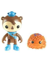 Octonauts Figure And Creature Pack Shellington