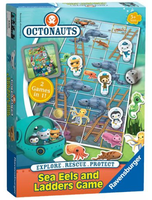 Octonauts sea Eels And Ladders Character
